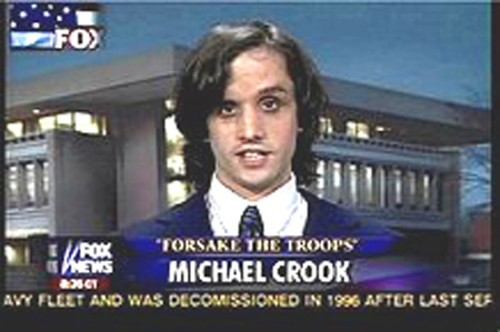 Crook on Fox News