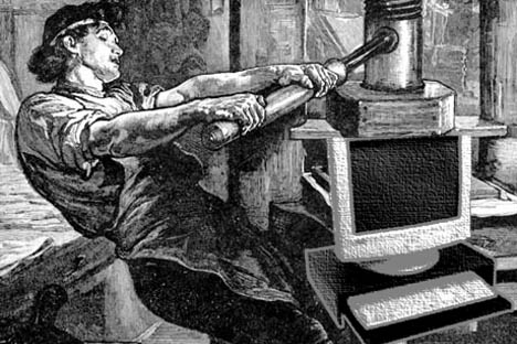 Gutenberg and the Internet