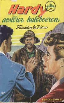 Hardy Boys covers - The Secret of the Caves