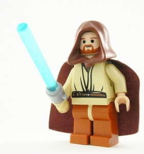 LEGO Star Wars minifig