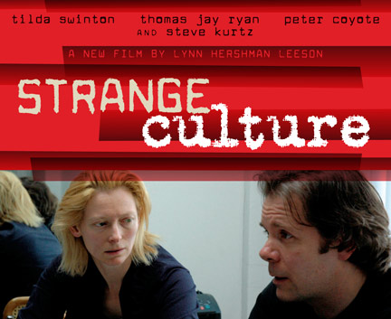 Strange Culture film